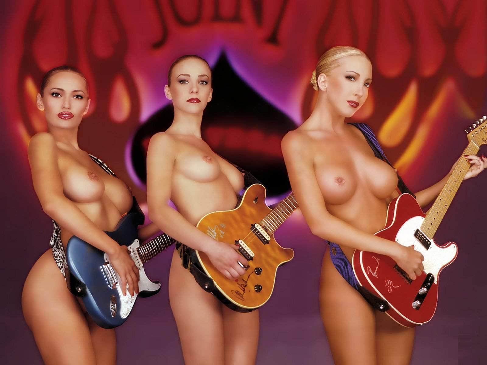 Телешоу с голыми девушками 4 фотография
